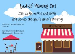 sip and shop invitation coffee shop invitation