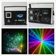 ilda and dmx 512 lights projector outdoor