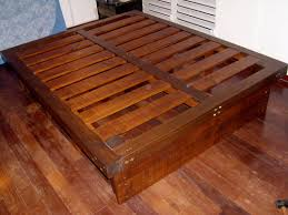 Bed Frame Designs Plans Building A Bed Frame With Drawers Wooden Plans Mailbox Woodworking