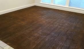 concrete basement floor resurfaced ideas concrete craft