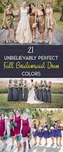 21 beautiful unexpected bridesmaid dress colors