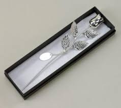anniversary engraving silver plated silver with engraving plate wedding anniversary