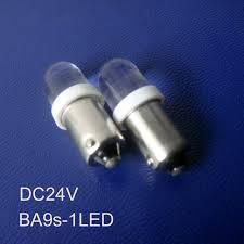 24vdc led indicator light high quality truck 24vdc led ba9s instrument lights 24v ba9s led led