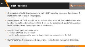 data management plan important components and best practices final u2026