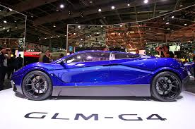 used lexus thailand glm g4 electric supercar is unexpected gem from paris show motor