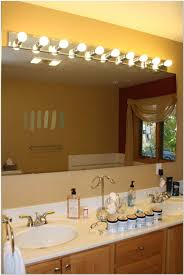 Above Mirror Vanity Lighting Bathroom Bathroom Vanity Mirror Bathroom Vanity Lighting