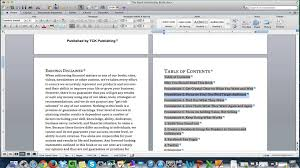 format for ebook publishing how to format an ebook for kindle with mac using microsoft word