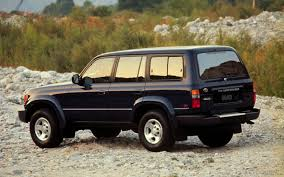 toyota land cruiser technical details history photos on better