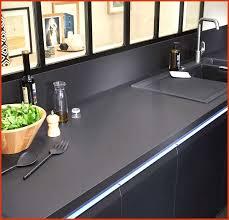 plan de travail cuisine noir paillet plan de travail cuisine noir pailleté fresh de travail cuisine noir