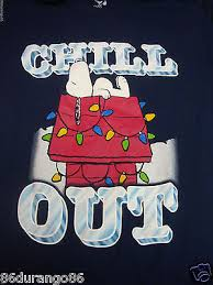 snoopy christmas t shirts brown peanuts snoopy christmas t shirt size small s chill