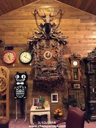 kuku clock world u0027s largest real cuckoo clock over 100 different cuckoo u0027s to