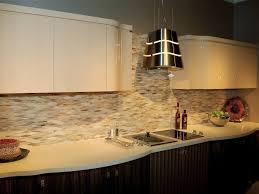 kitchen backsplash for dark cabinets beige kitchen backsplash