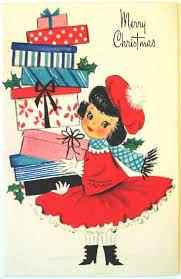 729 best christmas vintage people images on pinterest vintage