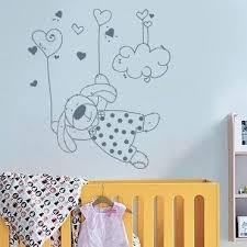 sticker ourson chambre bébé chambre enfant stickers stickers decoratifs chambre enfant stickers