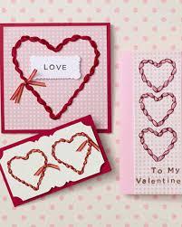 Valentine S Day by Valentine U0027s Day Cards Martha Stewart