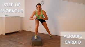 20 minute full body steps workout u2013 calorie burning step up cardio