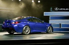 lexus rc competitors 2015 lexus rc f debuts at 2014 detroit auto show automobile magazine