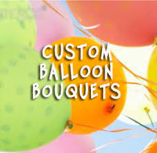 custom balloon bouquet delivery zdc custom balloon bouquets fund flowers toronto flower delivery