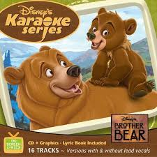disney u0027s karaoke series brother bear disney u0027s karaoke series