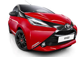 aygo toyota gets x cited while launching this new aygo edition in uk
