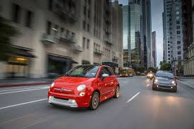 fiat 500e electric cars recalled to fix software glitch more than