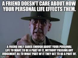 Personal Meme - sergeant hartmann meme imgflip