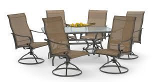 7 Piece Patio Dining Set - cavalia 7 piece patio dining set dock86 spend a good deal less