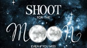 shoot for the moon skillshare projects