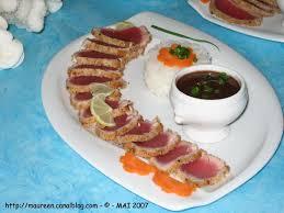cuisine tahitienne recettes mi cuit de filet de thon en habit de coco maureen et ses