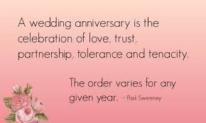 wedding celebration quotes best 55 anniversary quotes for him