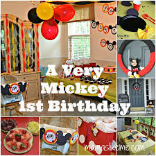 mickey mouse 1st birthday mickey mouse birthday invitations