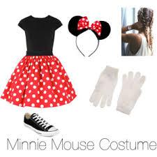 Olivia Halloween Costume Minnie Mouse Costume Imagem Minnie Mouse Costume