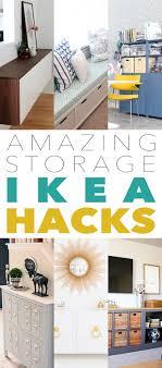 ikea hacks storage amazing storage ikea hacks the cottage market