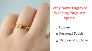 name wedding rings images How to write name on wedding rings wedding couples guide png