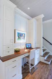 Kitchen Hutch With Desk 17 Best Images About Desk Area In Kitchen On Pinterest Built In