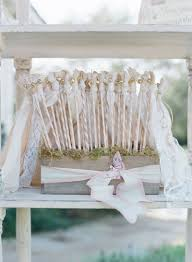 wedding wands favors gifts photos wedding wands with vintage ribbons