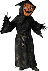 headless horseman costume pumpkin head google