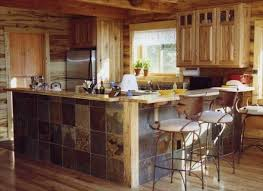 Cabin Kitchen Cabinets 31 Best Log Cabin Ideas For Our House Images On Pinterest