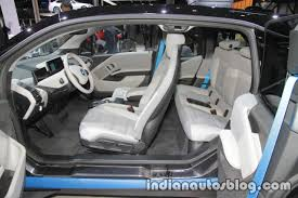 2018 bmw i3s cabin at iaa 2017 indian autos blog