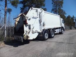 volvo south africa trucks volvo fm norba rl300 6x2 4 waste trucks year of mnftr 2011