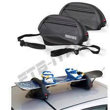 porta snowboard per auto portasci da auto per citro祀n paia di sci 3 ebay