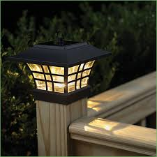 Solar Lights Fence - lighting solar lights for fence post cap solar post cap lights