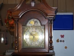 Barwick Grandfather Clock Howard Miller Grandfather Clock Antique Appraisal Instappraisal