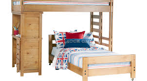 Bunk Bed With Loft Rooms To Go Kids