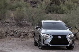 hybrid lexus 2017 more than just numbers 2017 lexus rx 450h f sport six speed blog