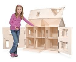 Modistamodesta Another Large Barbie House by Amazon Com Melissa U0026 Doug The House That Jack Built Katherine