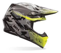 camo motocross gear bell moto 9 camo helmet revzilla