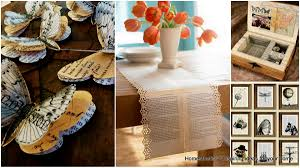 home project ideas 40 delicate book project ideas worth considering homesthetics
