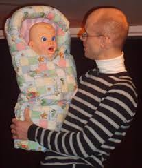 baby puppet cry baby puppet by axtell baby changes its
