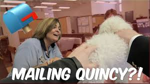 mailing quincy youtube